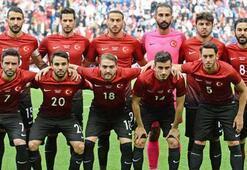 Millilerin EURO 2016daki forma numaraları belli oldu