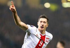 Polonya Lewandowskiye güveniyor