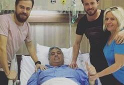 Cengiz Kurtoğlu ameliyata böyle gitti