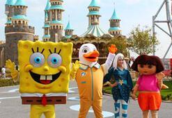 23 Nisan Çocuk Festivali Vialandde