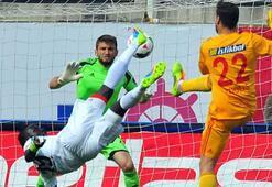 Akhisar Belediyespor-Kayserispor: 2-2