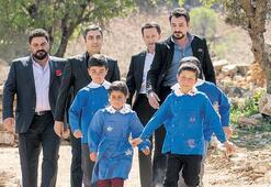 'Kurtlar Vadisi Vatan'ın vatansever çocukları