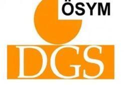 2016 DGS başvuruları devam ediyor