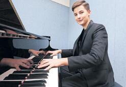 Genç piyaniste uluslararası ödül