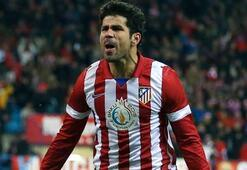 Arsenal Diego Costanın peşinde