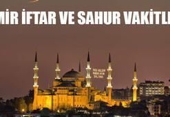 İzmirde iftar saat kaçta İşte 2016 Ramazan imsakiyesi