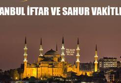 İstanbul iftar ve sahur saati - 7 Haziran 2016