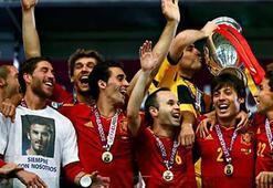 Avrupanın şampiyonu Almanya ve İspanya