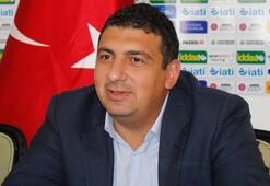 Ali Şafak Öztürk, Antalyaspor başkan adaylığını açıkladı