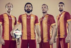 İşte Galatasarayın yeni sezon formaları