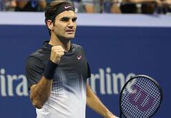 Federer ve Del Potro tam yol
