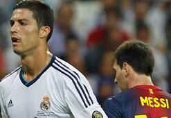 Messi-Ronaldo aynı takımda