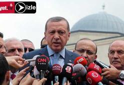 İsrail saldırısının ardından Erdoğan ateş püskürdü