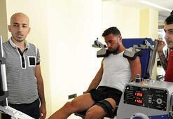 Gaziantepspor kuvvet testinden geçti