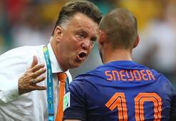 Sneijderin kalacağını duyunca çıldırdı