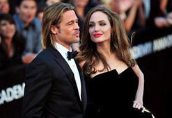 Brad Pitt ve Angelina Jolie yeniden barıştı