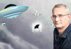 Donanma pilotundan UFO açıklaması