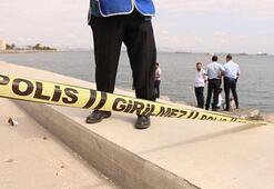 Zeytinburnu sahilinde esrarengiz ölüm