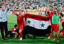 Suriye 90+3te play-offa kaldı