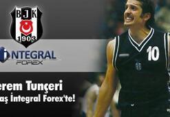 Kerem Tunçeri, Beşiktaşa imza attı
