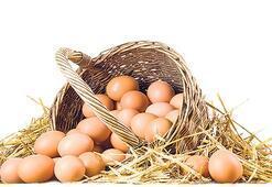 Zehirli yumurta fiyatı fırlattı