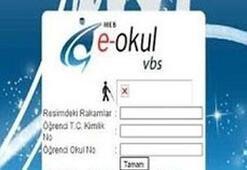E-okul VBS internet giriş şifresi