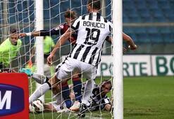 Juventus ilk mağlubiyetini aldı