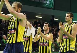 Fenerbahçe Ülker, Avrupada en başarılı sezonunu geçiriyor