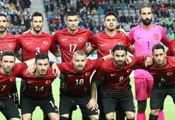 UEFA, Türkiyenin 11ini açıkladı