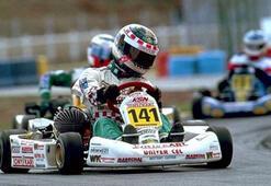 İzmir Parkta Karting şampiyonası
