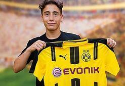 Dortmund, resmen Emre Moru açıkladı