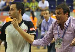 Ergin Ataman: Hedefimiz 3 kupayı da kazanmak