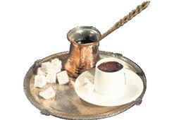 Vazgeçilmeyen tat Türk kahvesi