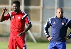 Sivasspora Nijeryalı golcü