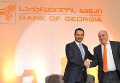 Gürcistanın en büyük bankası Türkiyede temsilcilik  açacak