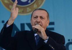 Erdoğan: Halk Bankasından ne istediniz