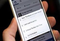"""Facebook'tan Yepyeni Özellik: """"SAVE"""""""
