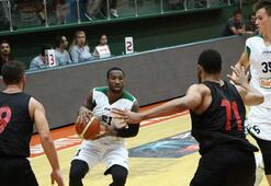 Banvit - Eskişehir Basket: 68-78