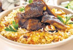 Arap mutfağından  iki seçenek