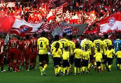 Dev kapışma Bayern-Dortmund...