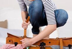 Bavul hazırlarken sağlığınız önceliğiniz olsun