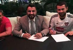 Gaziantepspor, Rubin Kazandan Sergey Kislyakı transfer etti