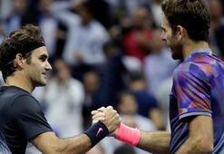 Ne yaptın Federer