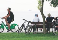 İçine girince asla çıkmak  istemeyeceğiniz bir dünya Bisiklet