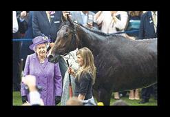 Kraliçenin atı dopingli çıktı