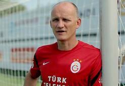 Galatasarayda Taffarel depremi
