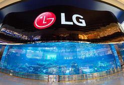 LG, Dubaide dünyanın en büyük OLED ekranını tanıttı