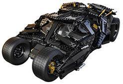 Batmobile de Lego Oldu