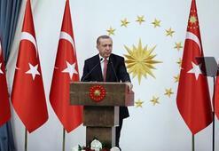 Erdoğan: Kendi ülkesini soykırımla itham eden adam, kanı bozuk değil de nedir