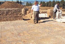 Kayıp antik kent gün ışığına çıktı